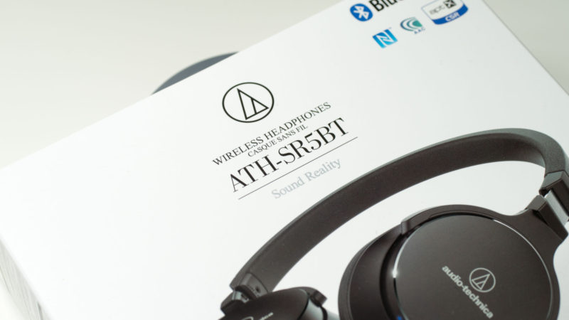 Audio-Technica ATH-SR5BT High End Bluetooth Kopfhörer im Test-1