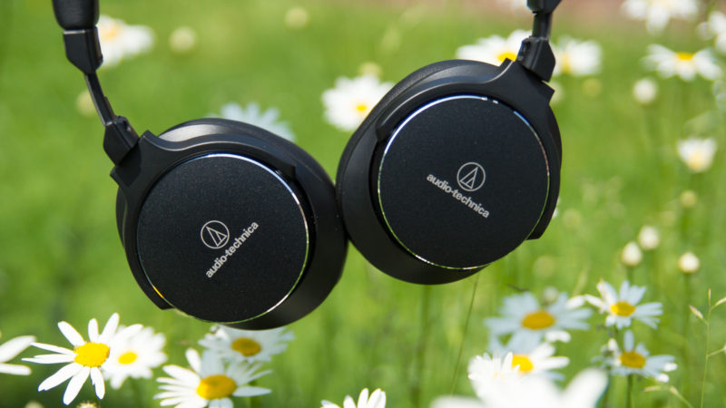 Audio-Technica ATH-SR5BT High End Bluetooth Kopfhörer im Test-17