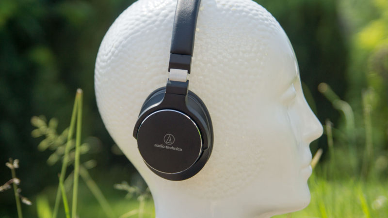 Audio-Technica ATH-SR5BT High End Bluetooth Kopfhörer im Test-19