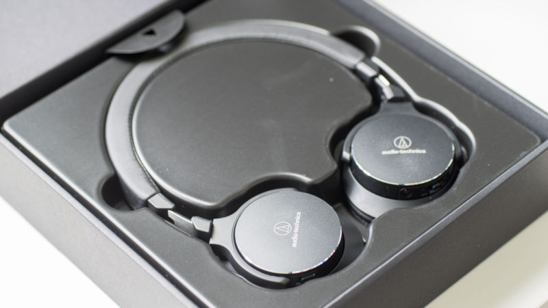 Audio-Technica ATH-SR5BT High End Bluetooth Kopfhörer im Test-2