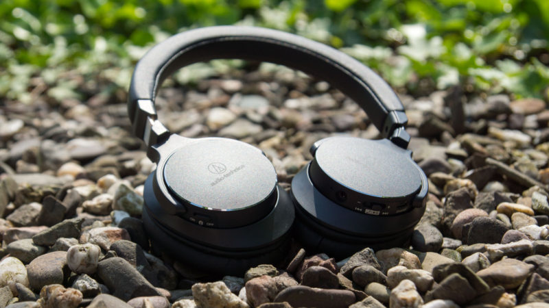 Audio-Technica ATH-SR5BT High End Bluetooth Kopfhörer im Test-21