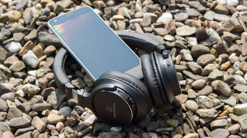 Audio-Technica ATH-SR5BT High End Bluetooth Kopfhörer im Test-22