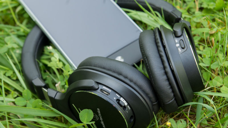 Audio-Technica ATH-SR5BT High End Bluetooth Kopfhörer im Test-24