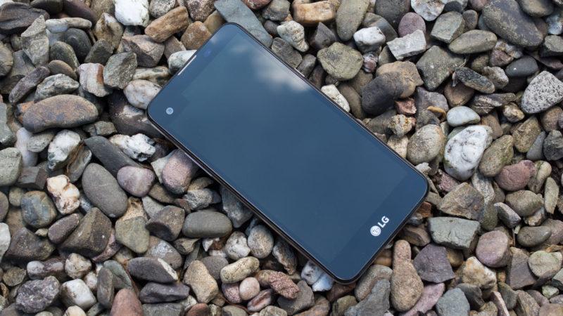 Das LG Electronics X Screen K500N im Test-22