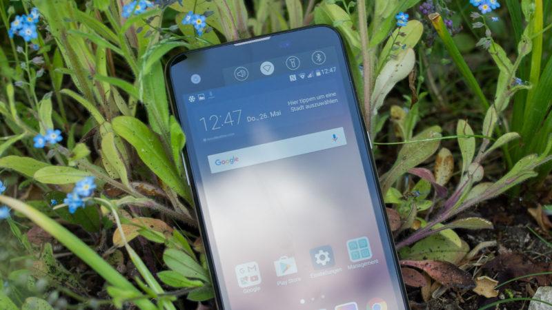 Das LG Electronics X Screen K500N im Test-26