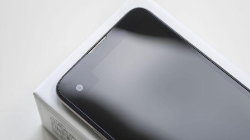 Das LG Electronics X Screen K500N im Test-6