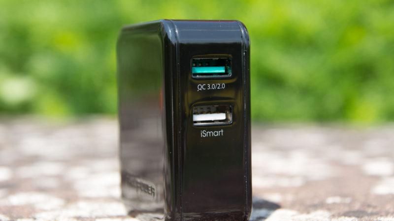 Das RAVPower RP-PC006 Dual Port Ladegerät mit Quick Charge 3.0 im Test-10