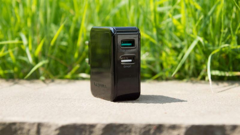 Das RAVPower RP-PC006 Dual Port Ladegerät mit Quick Charge 3.0 im Test-11