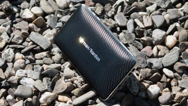 Der Harman Kardon Esquire Mini Bluetooth Lautsprecher im Test-2