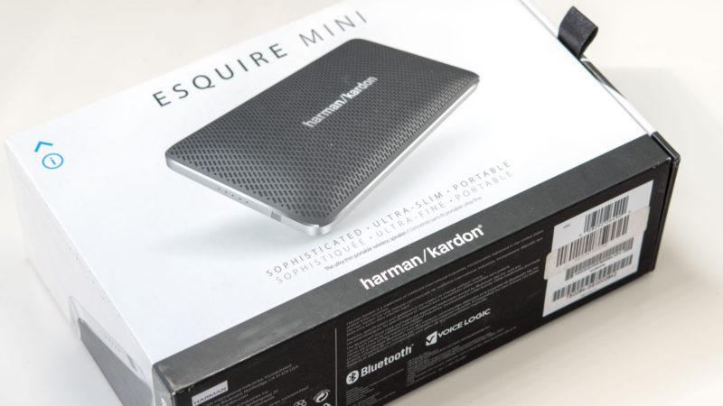 Der Harman Kardon Esquire Mini Bluetooth Lautsprecher im Test-20