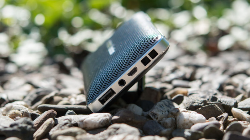 Der Harman Kardon Esquire Mini Bluetooth Lautsprecher im Test-3