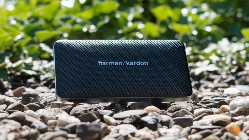 Der Harman Kardon Esquire Mini Bluetooth Lautsprecher im Test-4