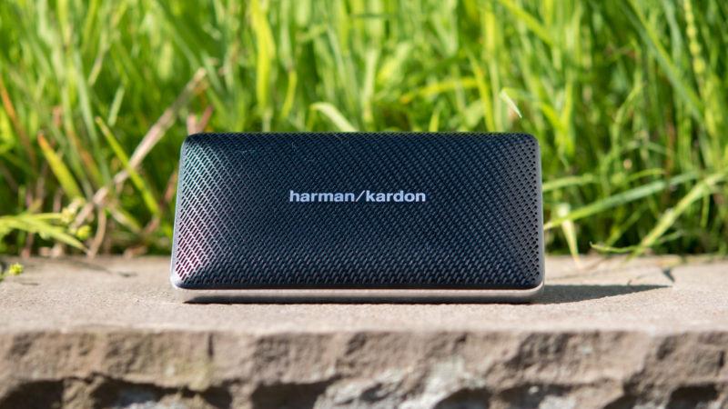 Der Harman Kardon Esquire Mini Bluetooth Lautsprecher im Test-8