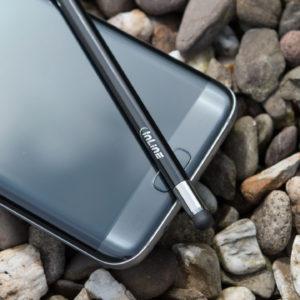 Ein Touchscreen Stylus mit Stift und Pinsel? Der InLine 55465S Stylus, Stift und Pinsel im kurz Test
