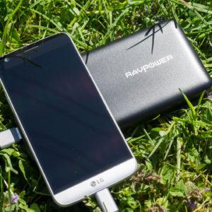 Die beste Powerbank noch besser! Die RAVPower TURBO 20100mAH Powerbank mit USB C und Quick Charge 3.0 im Test