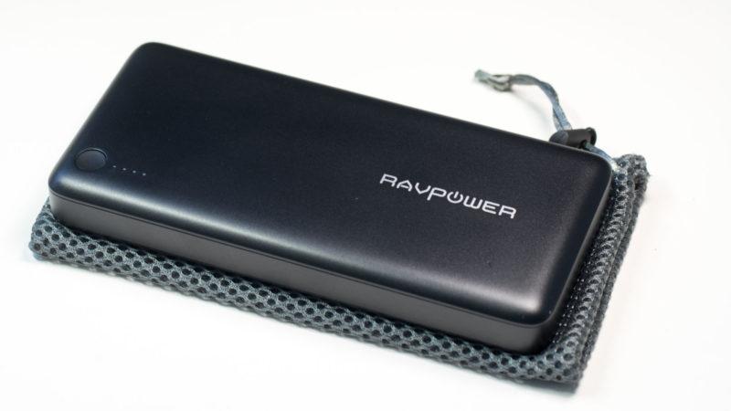 Die RAVPower TURBO 20100mAH Powerbank mit USB C und Quick Charge 3.0 im Test-3