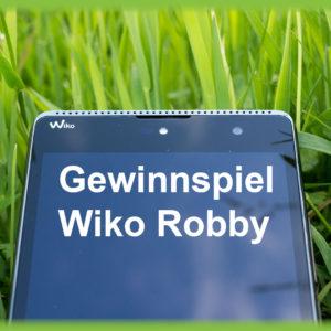 Gewinnspiel Wiko Robby (Smartphone)