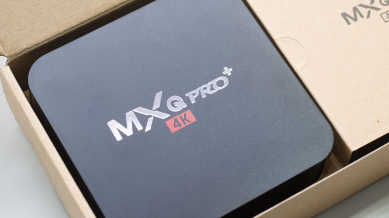MXQ Pro+ TV Box Test-2