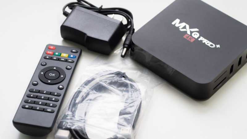 MXQ Pro+ TV Box Test-3