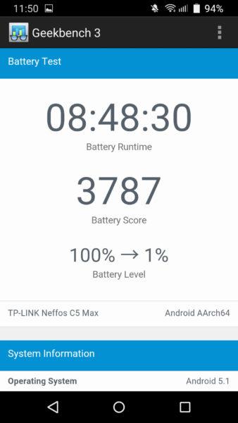 TP-LINK Neffos C5 Max im Test-39