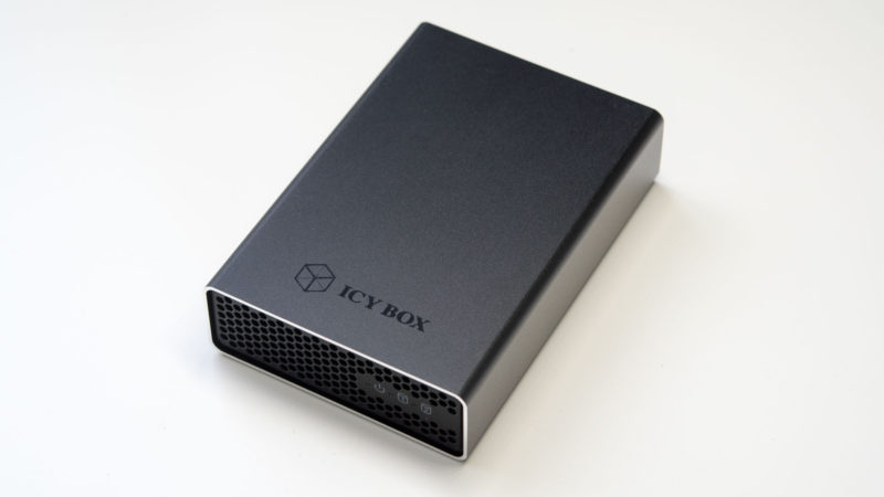Test ICY BOX IB-RD2253-U31-3