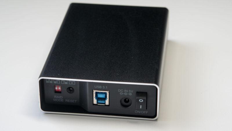 Test ICY BOX IB-RD2253-U31-4