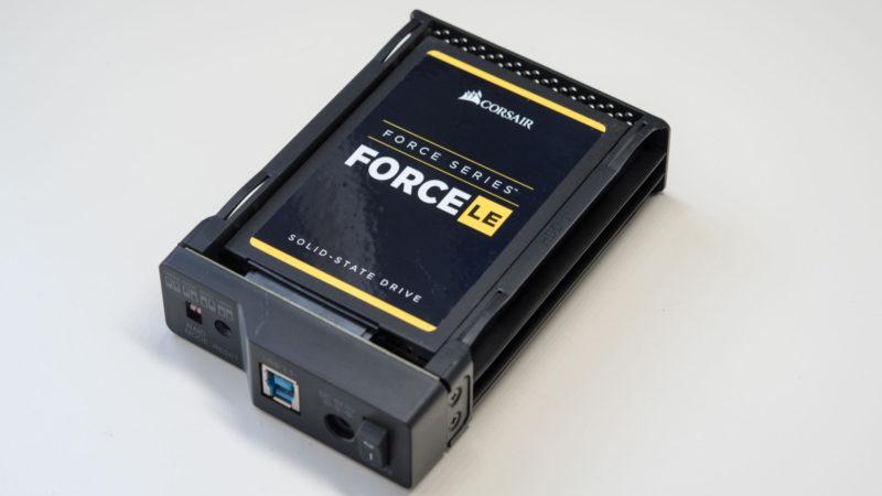 Test ICY BOX IB-RD2253-U31-8