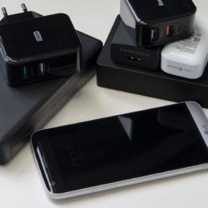 Was bringt Quick Charge 3.0 beim LG G5? Die Antwort überrascht!