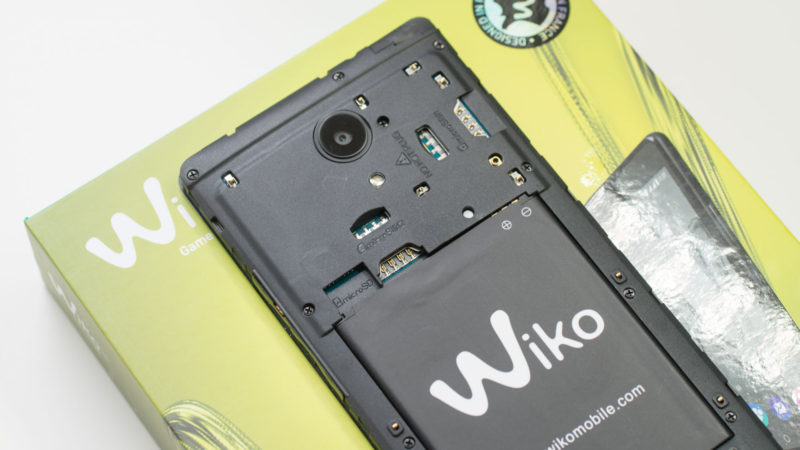 Wiko Robby Test-13