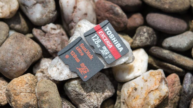 10 128GB microSD Speicherkarten Test Vergleich-15