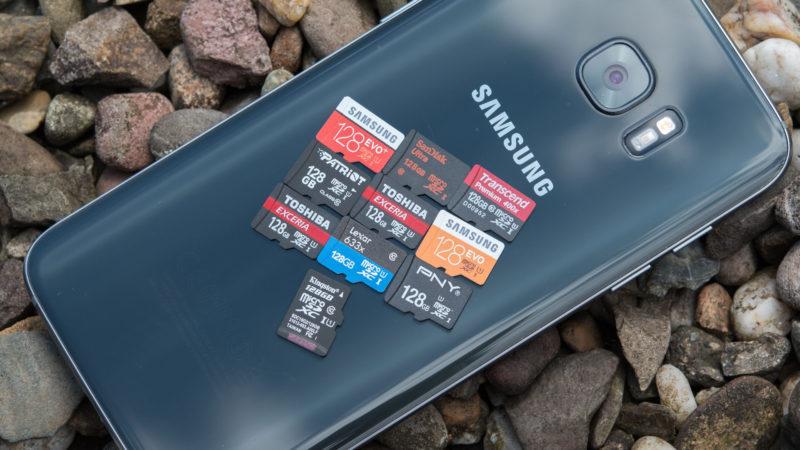 10 128GB microSD Speicherkarten Test Vergleich-16