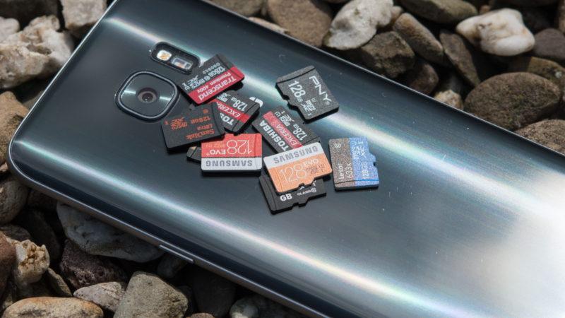 10 128GB microSD Speicherkarten Test Vergleich-8