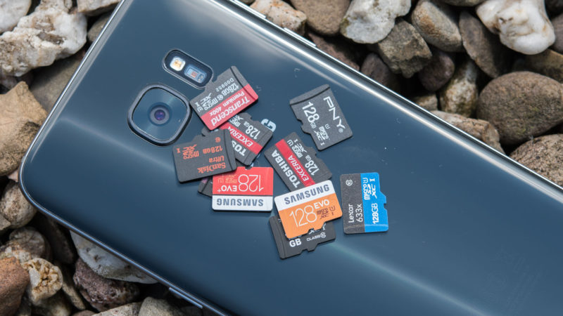 10 128GB microSD Speicherkarten Test Vergleich-9
