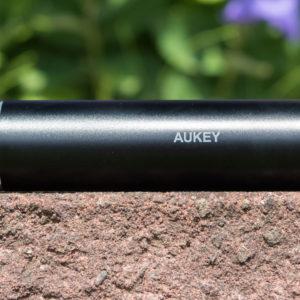 Die kompakteste Quick Charge 3.0 Powerbank, die AUKEY PB-T12 mit 5000mAh im Test