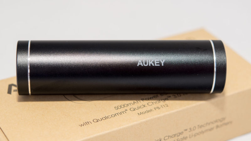 AUKEY 5000mAh Quick Charge 3.0 Test-4
