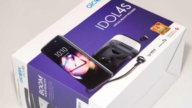 Alcatel Idol 4S im Test-1