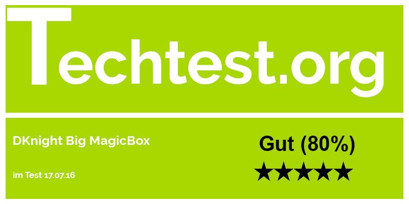 DKnight Big MagicBox
