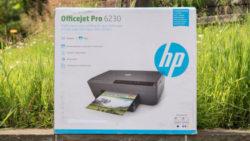 Der HP Officejet Pro 6230 im Test -1
