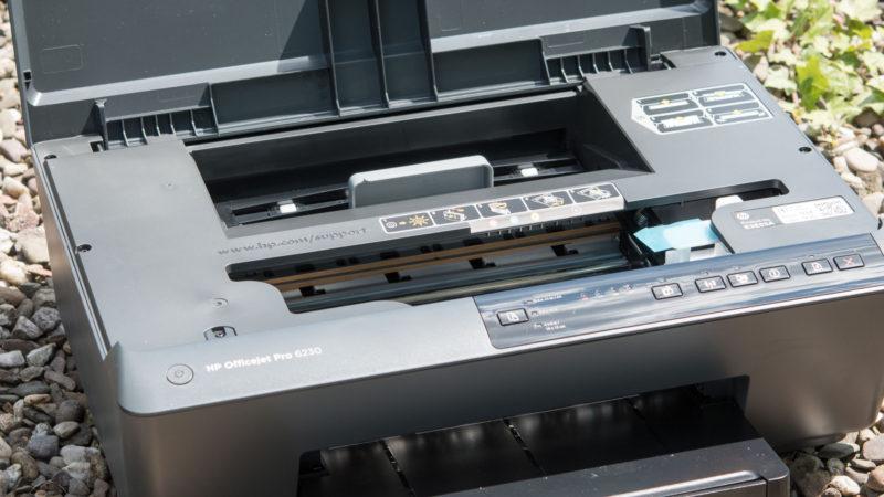 Der HP Officejet Pro 6230 im Test -13