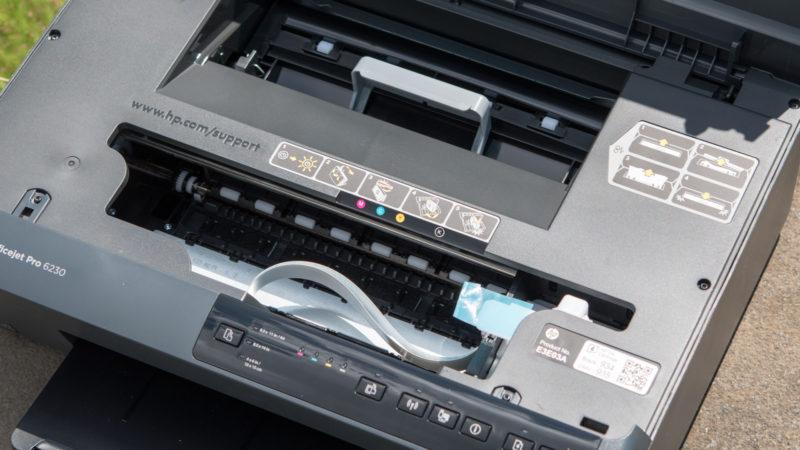 Der HP Officejet Pro 6230 im Test -7