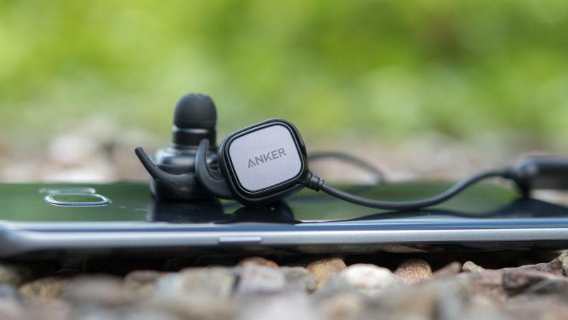 Die Anker SoundBuds Sport IE20 Bluetooth Ohrhörer im Test-16
