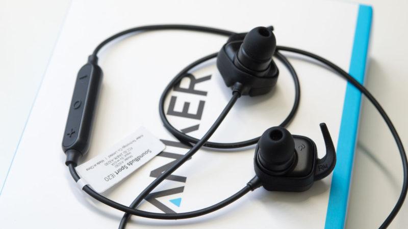Die Anker SoundBuds Sport IE20 Bluetooth Ohrhörer im Test-5