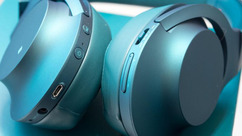 Die Sony MDR-100ABN h.ear on im Test, die besten Bluetooth Kopfhörer unter 300€!-10