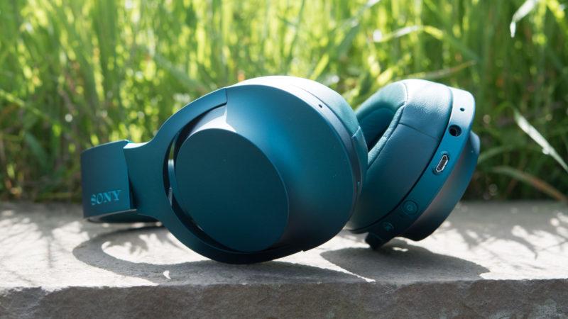 Die Sony MDR-100ABN h.ear on im Test, die besten Bluetooth Kopfhörer unter 300€!-13