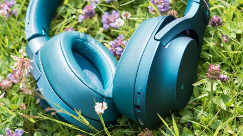 Die Sony MDR-100ABN h.ear on im Test, die besten Bluetooth Kopfhörer unter 300€!-15