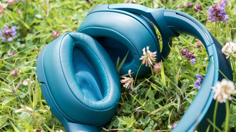 Die Sony MDR-100ABN h.ear on im Test, die besten Bluetooth Kopfhörer unter 300€!-18