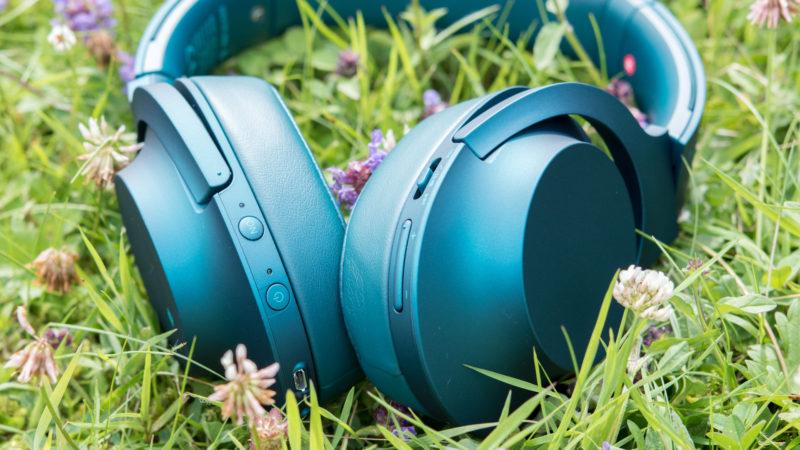 Die Sony MDR-100ABN h.ear on im Test, die besten Bluetooth Kopfhörer unter 300€!-19