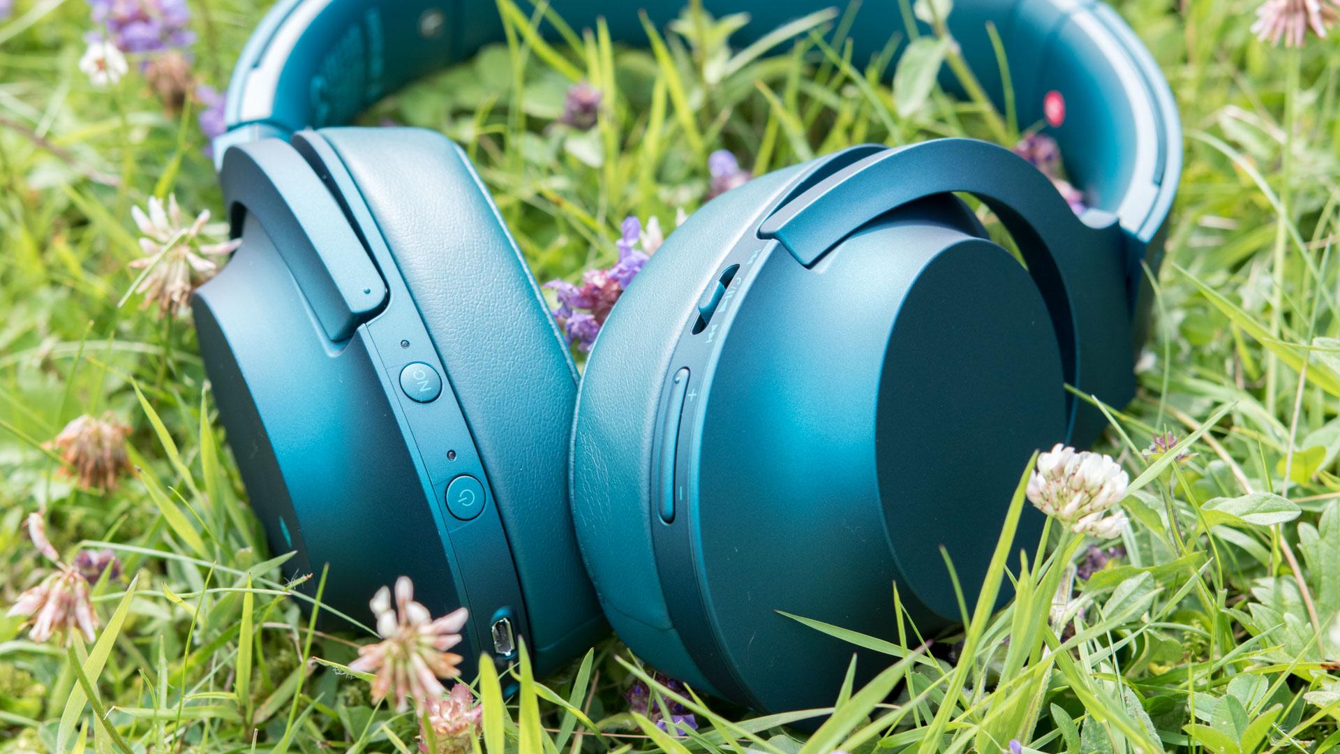 Die Sony MDR-100ABN h.ear on im Test, die besten Bluetooth ...