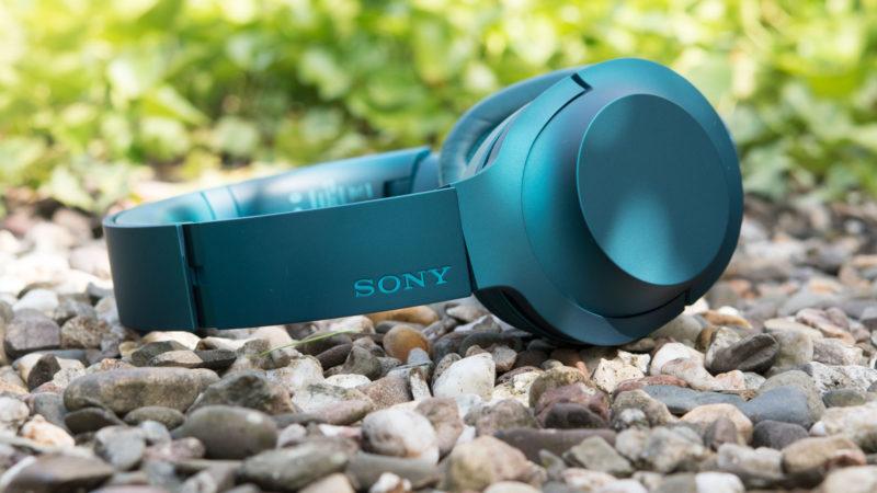 Die Sony MDR-100ABN h.ear on im Test, die besten Bluetooth Kopfhörer unter 300€!-21