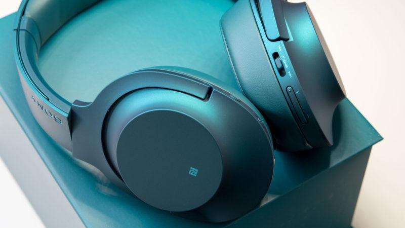 Die Sony MDR-100ABN h.ear on im Test, die besten Bluetooth Kopfhörer unter 300€!-6